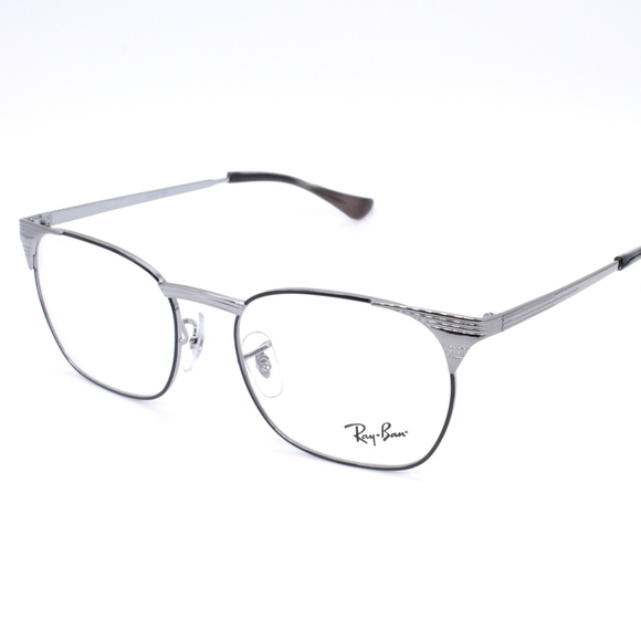 Ray-Ban Eyeglasses RB 6386 2901 53.18 140 Silver